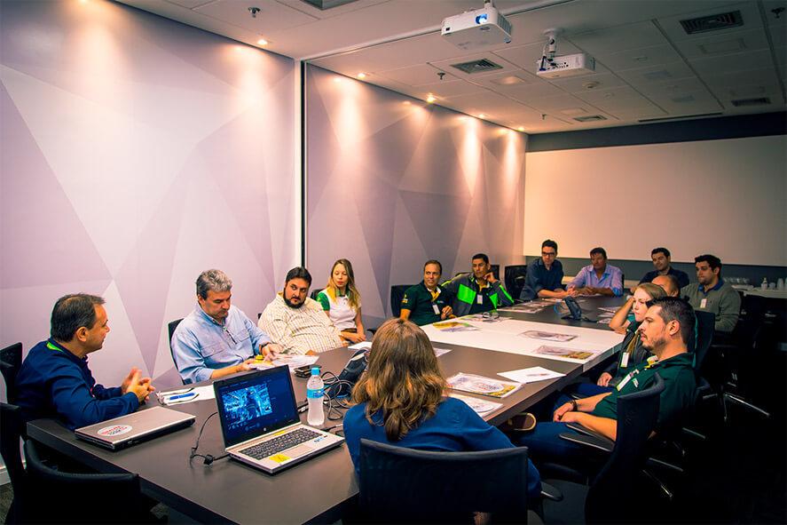 unidade de referência segurança agrotóxico tecnologia segunda reunião